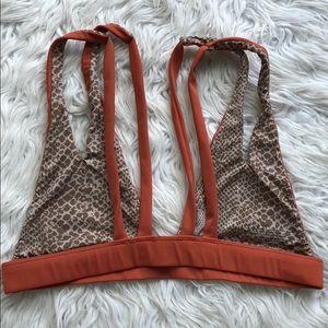 Free People Swim - FP x Acacia Plantation Bikini Top